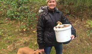 Iwona Arent uważa, że możliwość zbierania grzybów w Polsce, to dowód na demokrację w naszym kraju