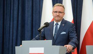 Krzysztof Szczerski oficjalnie wycofał się z rozgrywki