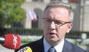 1 września. Krzysztof Szczerski (szef Gabinetu Prezydenta Andrzeja Dudy)