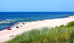 Pogoda — Temperatura wody w Bałtyku, wtorek 6 sierpnia. Nim zaplanujesz wyjazd nad morze, sprawdź, jak ciepła jest woda w nadmorskich kąpieliskach