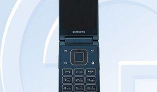 Smartfon z klapką i nie najgorszą specyfikacją