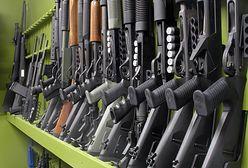 Dostęp do broni. Amerykańskie statystyki budzą trwogę