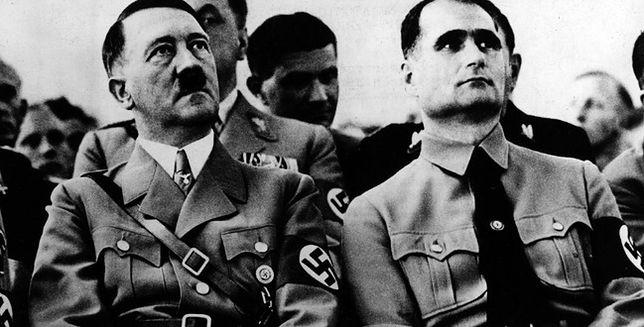 Sekretna misja Rudolfa Hessa