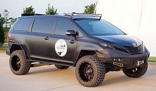 """Toyota zaprezentuje """"czarnego potwora"""""""