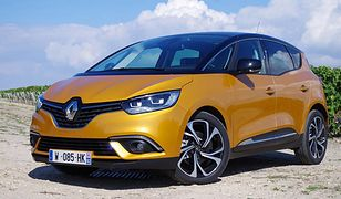 Renault Scenic i Grand Scenic: minivany zrywają z nudą
