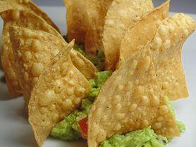Nachos o smaku taco