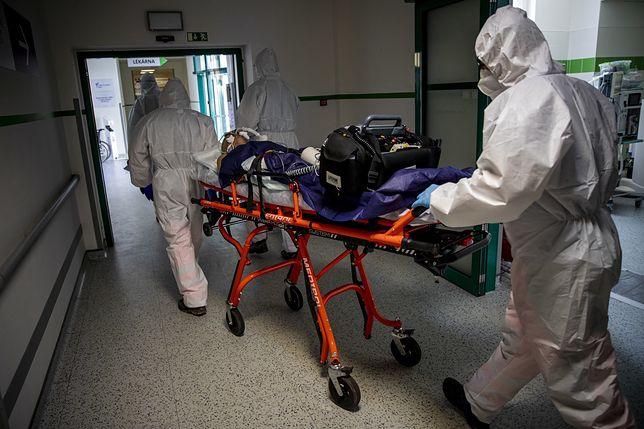 Koronawirus. Trudna sytuacja epidemiczna w Czechach