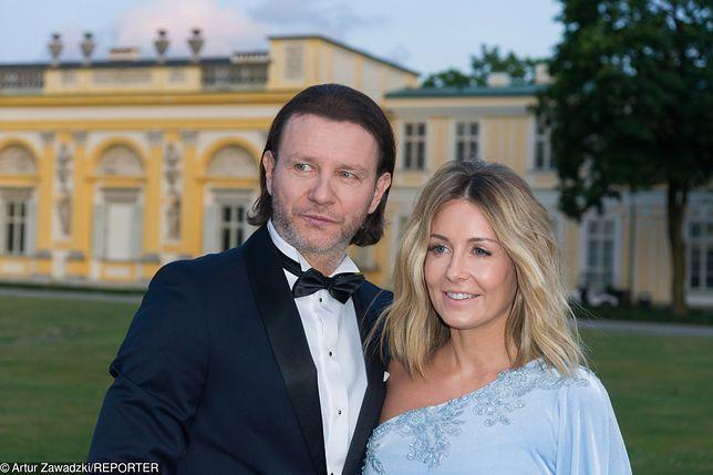 Radosław Majdan i Małgorzata Rozenek-Majdan opublikowali zdjęcie z łóżka.