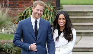 Meghan Markle i książę Harry zostali rodzicami