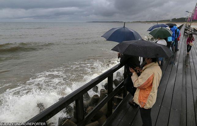 Pogoda. Dramat pogodowy. Turyści załamani. Synoptycy zdradzają, kiedy wrócą upały