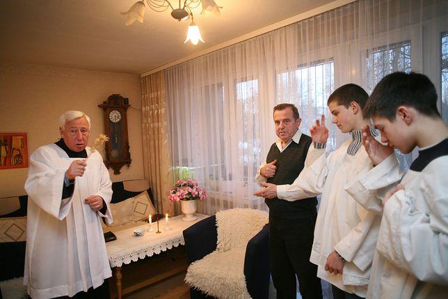 Kościół katolicki w Polsce za czas odwiedzin duszpasterskich przyjął okres po świętach Bożego Narodzenia.