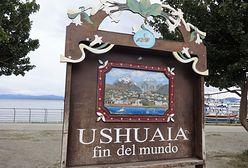 Najbardziej wysunięte na południe miasto świata. Oto Ushuaia