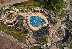 Wodny plac zabaw w Jaworznie. To się nazywa przyjazne miejsce dla małych i dużych