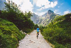 Szlak rowerowy wokół Tatr. Marzenie niejednego miłośnika dwóch kółek