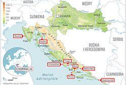 Chorwacja - najpopularniejsze kurorty