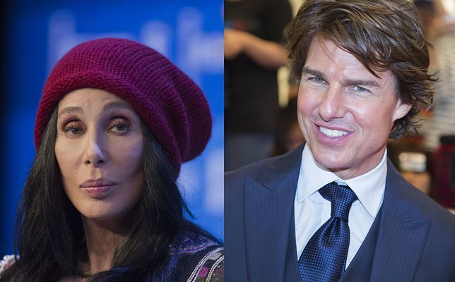 Tom Cruise i Cher