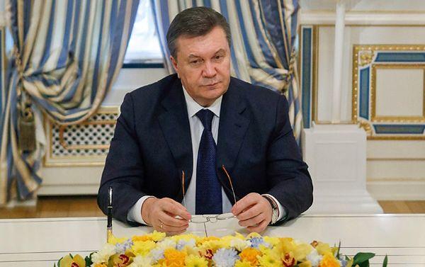 """Dokumenty z willi Wiktora Janukowycza. """"Planował ostrą rozprawę z demonstrantami"""""""