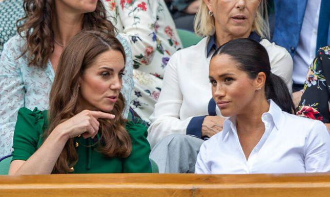 Czy Meghan Markle ma obowiązek kłaniać się Kate Middleton?