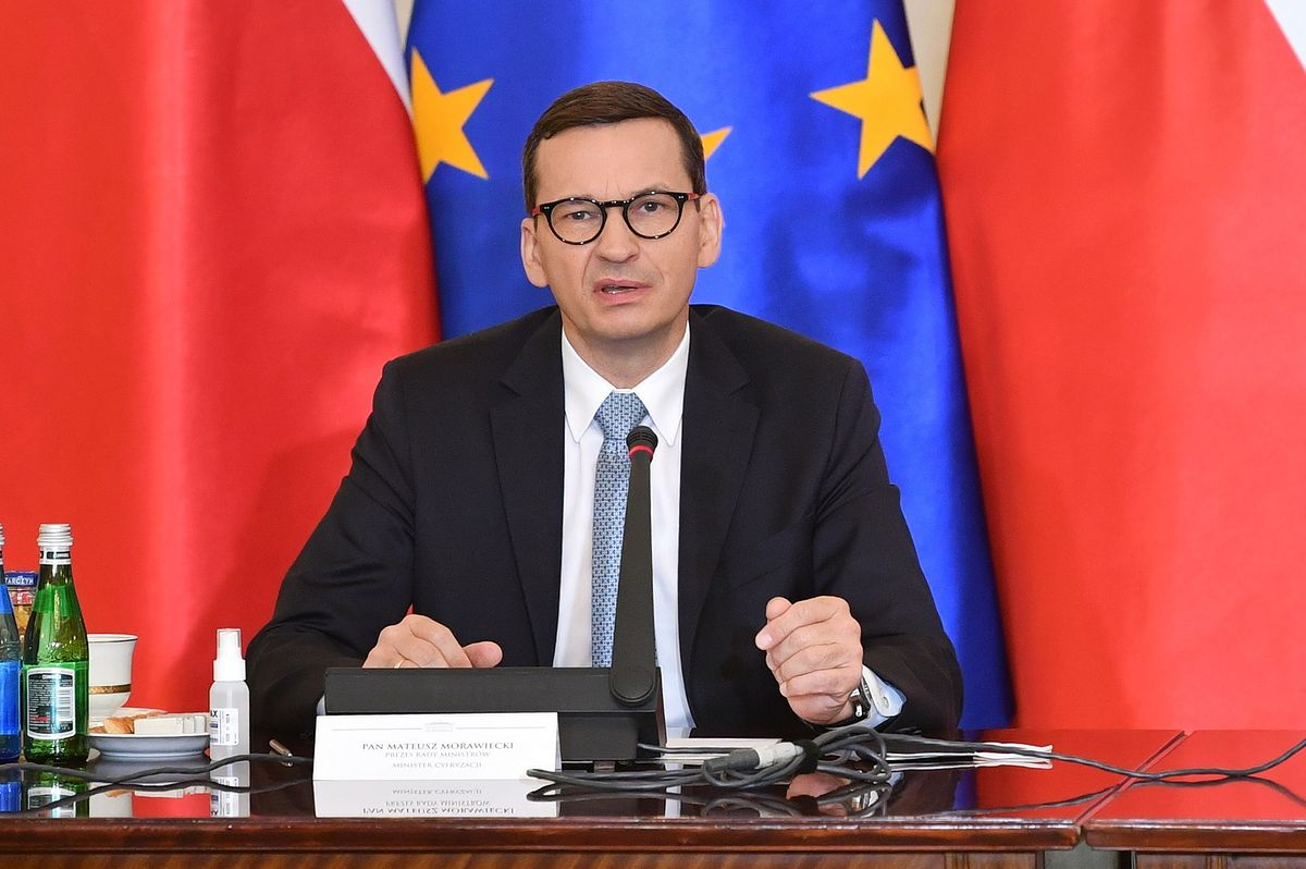 Mateusz Morawiecki o TVN24: to nie są wolne media, to są wolne żarty