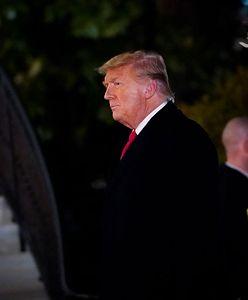 USA. Donald Trump wezwany do złożenia zeznań pod przysięgą. Chodzi o impeachment