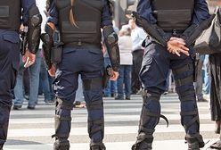 Lewicowa bojówka przyznała się do podpaleń na posterunku policji i zapowiada blokadę szczytu G20