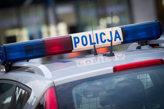 Krwawa awantura w Łodzi. Nożownik zatrzymany przez policję