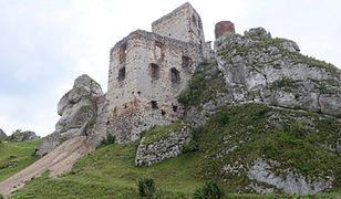 Odkrycie w ruinach zamku w Olsztynie k. Częstochowy