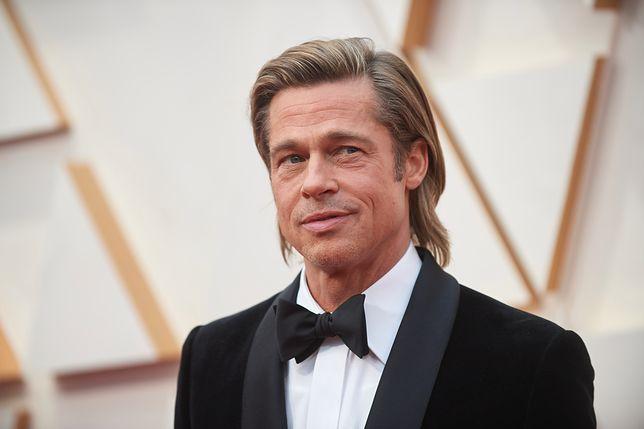 Brad Pitt nie przyjmie francuskiego Oscara