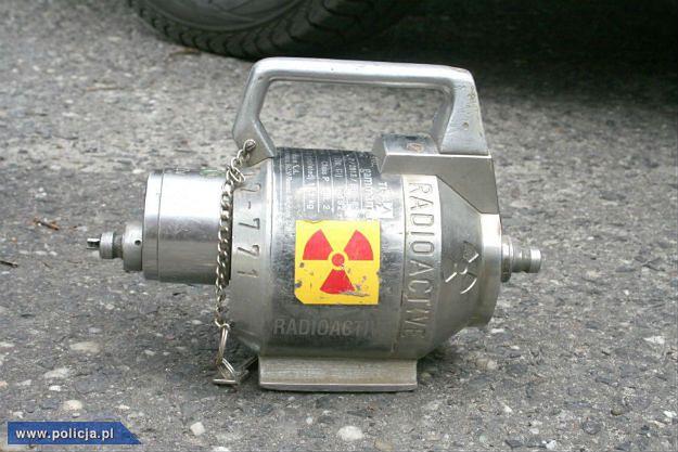 W Zabrzu zaginęło urządzenie radioaktywne. Trwają poszukiwania - policja prosi o pomoc