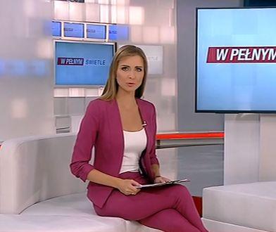 """Ewa Bugała poprowadziła w niedzielę autorski program """"W pełnym świetle"""""""