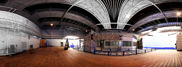 Filmowe murale ozdobią wnętrza Centrum Technologii Audiowizualnych