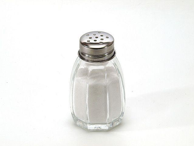 Wybieraj produkty bez dodatku soli
