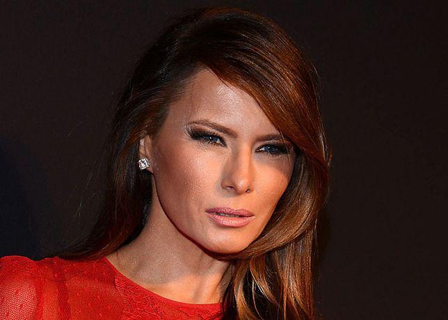Melania Trump attend the 2015 New York Spring Spectacular at Radio City.