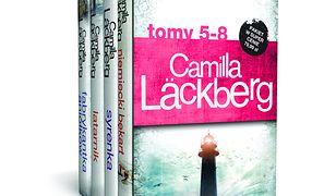 Fjällbacka (5-8). Pakiet Camilla Läckberg t. 5-8 (Wydanie 2). Niemiecki bękart; Syrenka; Latarnik; Fabrykantka aniołków