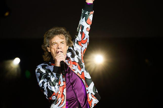 Mick Jagger zabrał kardiologa na trasę koncertową The Rolling Stones