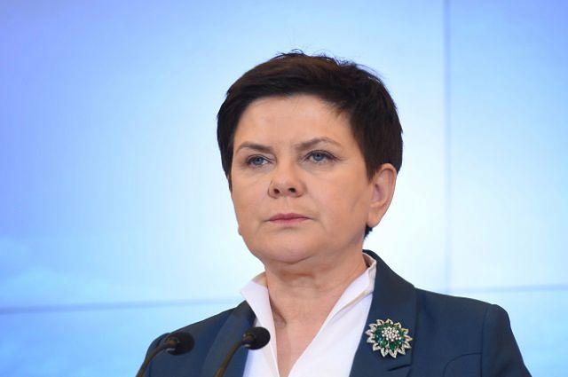 Wypadek w Oświęcimiu. Nowe informacje nt. stanu zdrowia Beaty Szydło