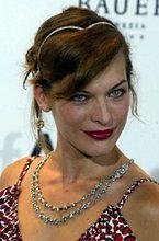 Milla Jovovich nie rozpoznaje twarzy