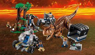 Zestaw Lego 75929 Ucieczka przed karnotaurem