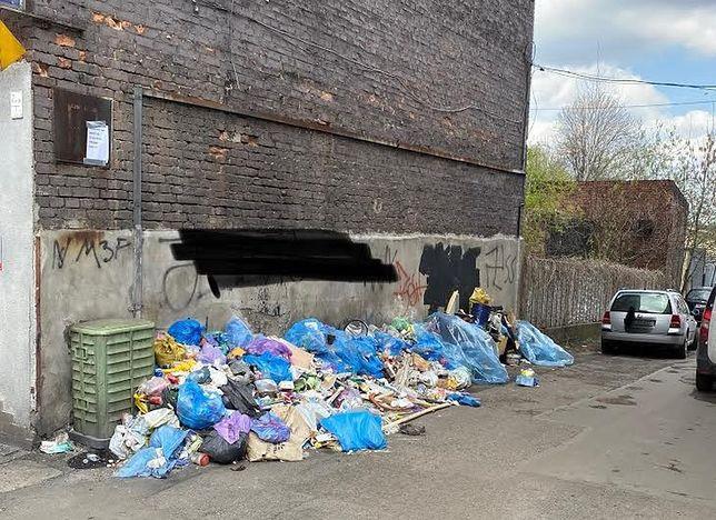 Śląskie. Zaśmiecanie Chorzowa to duży problem, z którym nie potrafi poradzić sobie miejski samorząd.