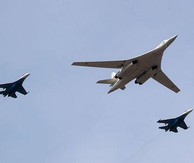 Rosyjskie bombowce nad Bałtykiem. Ministerstwo Obrony Rosji wydało komunikat