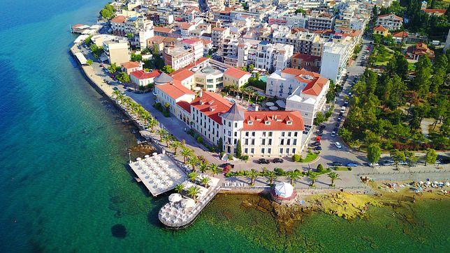 Evia, druga po Krecie pod względem wielkości grecka wyspa częściej zwana jest w Polsce Eubeą