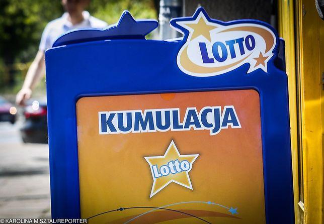 """Lotto. Bank rozbity. Padła """"szóstka"""" warta ponad 18 mln zł"""