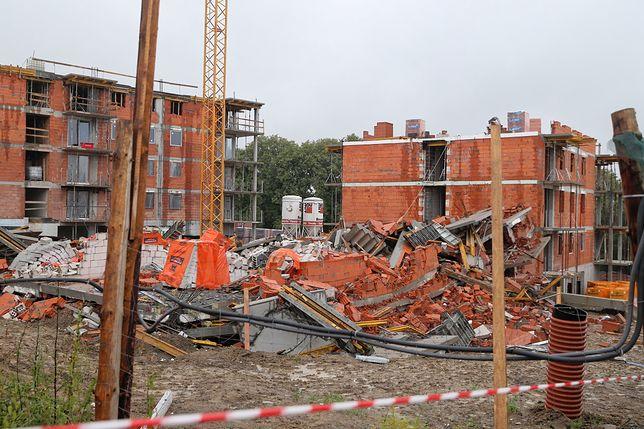 Akt oskarżenia po wybuchu w Bielsku-Białej. Zniszczył cały apartamentowiec