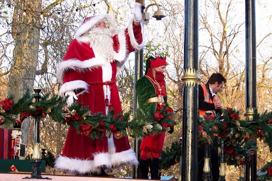 Winter Wonderland w Londynie
