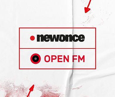newonce.radio posłuchasz w Open FM [fot. materiały prasowe newonce]