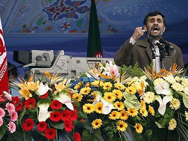 Prezydent Iranu ostrzega Zachód