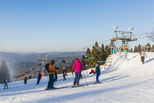 Ze statystyk wynika, że 52 proc. naszych rodaków wybiera się zimą w polskie góry