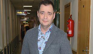Jacek Rozenek wraca do zdrowia po udarze