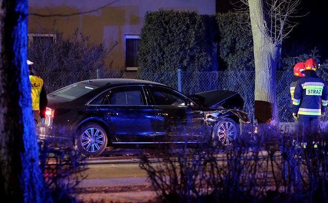 Wypadek Beaty Szydło: obrażenia premier mogły zagrażać jej życiu