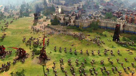 Pokaz Age of Empires IV. Oglądaj na żywo